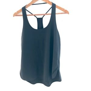 lululemon tank-top Black Size 8
